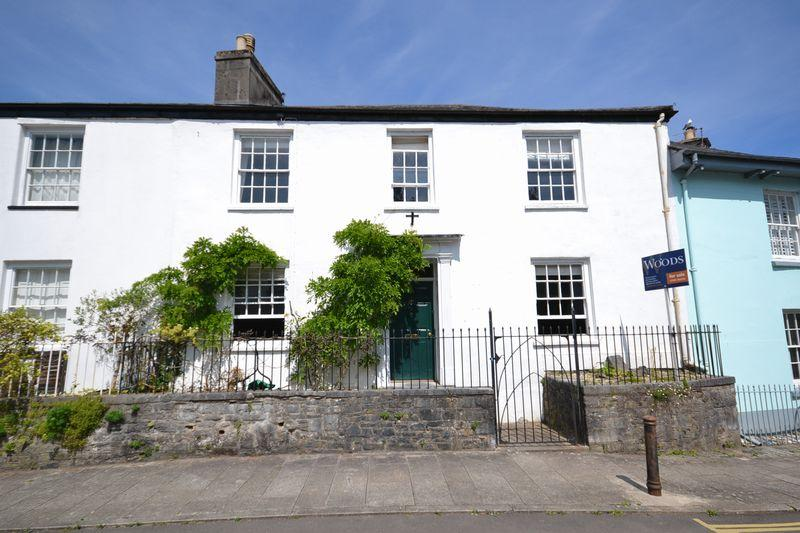 4 Bedrooms Terraced House for sale in BUCKFASTLEIGH