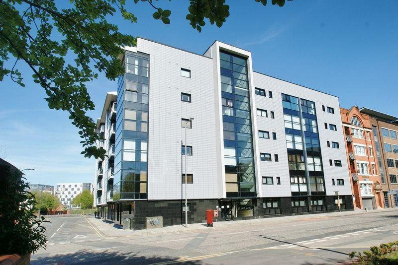2 Bedrooms Apartment Flat for sale in Pall Mall, Liverpool