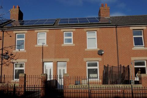 3 bedroom terraced house to rent - Wylam Street Craghead