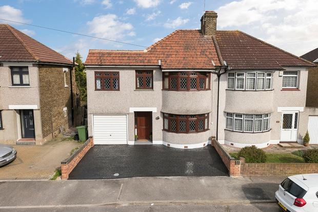 4 Bedrooms Semi Detached House for sale in Gipsy Road, Welling, DA16