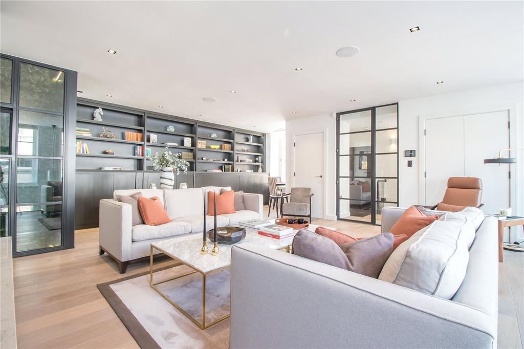 4 Bedrooms Terraced House for sale in Oldbury Place, Marylebone, London, W1U