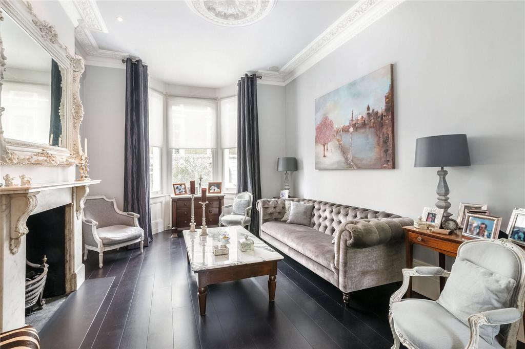 5 Bedrooms Terraced House for sale in Wharfedale Street, London, SW10