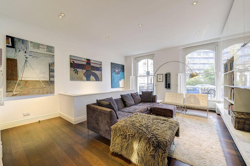 3 Bedrooms Maisonette Flat for sale in Westbourne Gardens, Notting Hill, London, W2