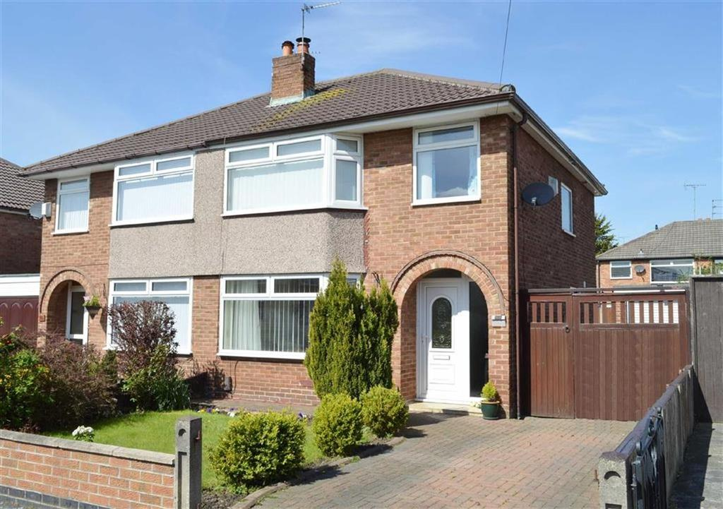 3 Bedrooms Semi Detached House for sale in Chesterfield Road, CH62