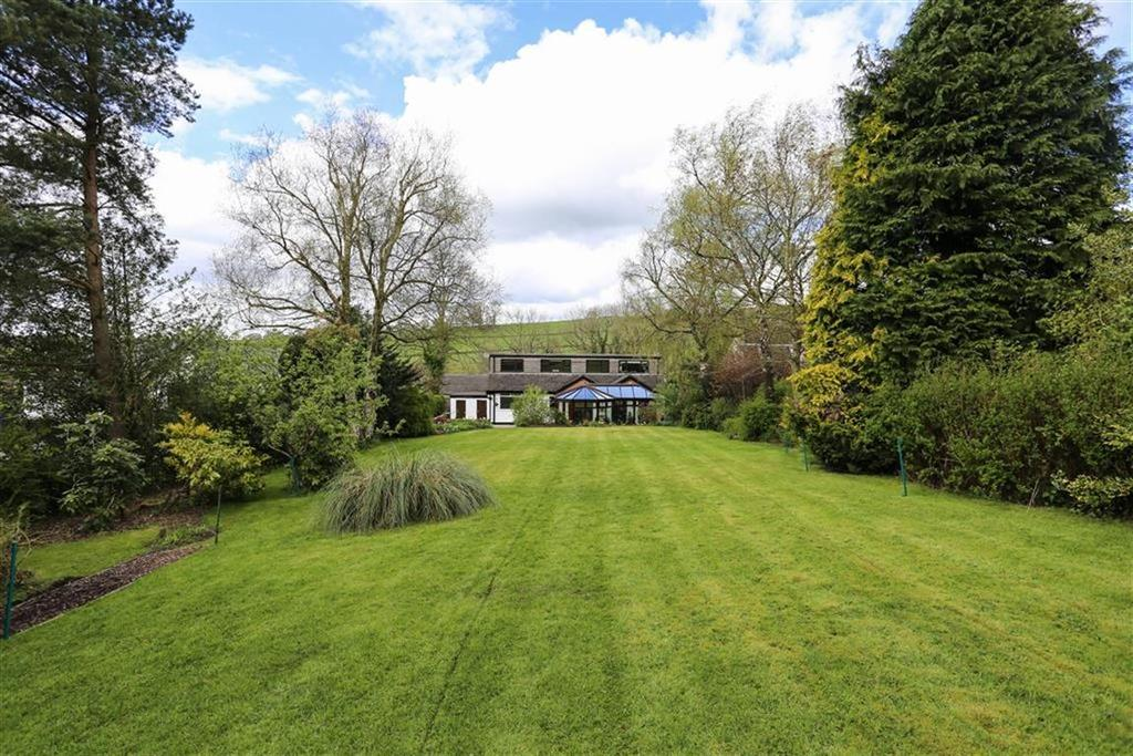4 Bedrooms Detached House for sale in Moor End Road, Mellor, Cheshire