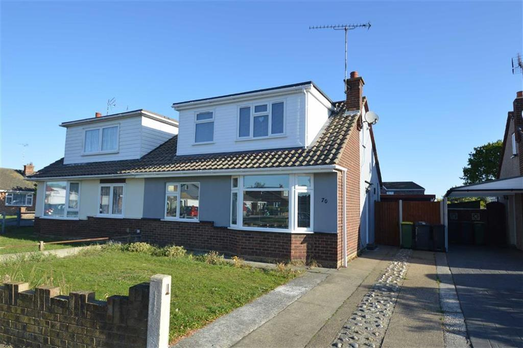 4 Bedrooms Semi Detached House for sale in Holt Farm Way, Rochford, Essex