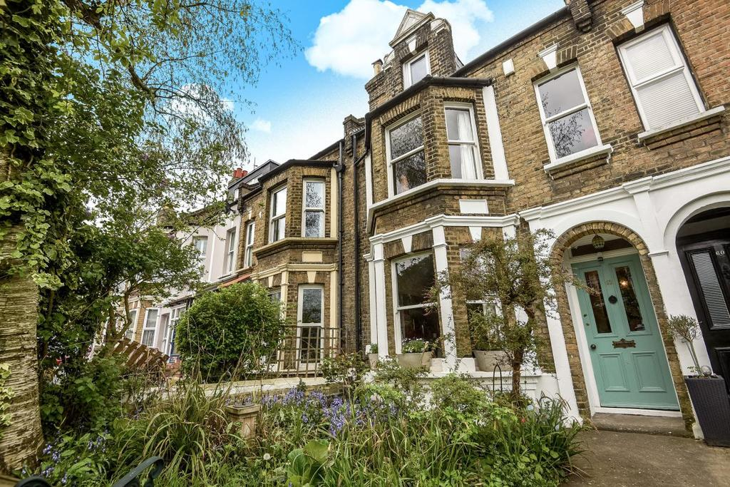 4 Bedrooms Terraced House for sale in Eglinton Hill, Shooters Hill, SE18