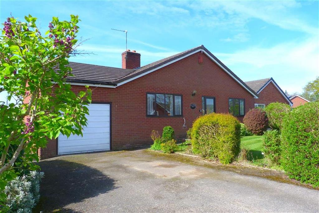 3 Bedrooms Bungalow for sale in Cottage Fields, St Martins, Oswestry, SY11