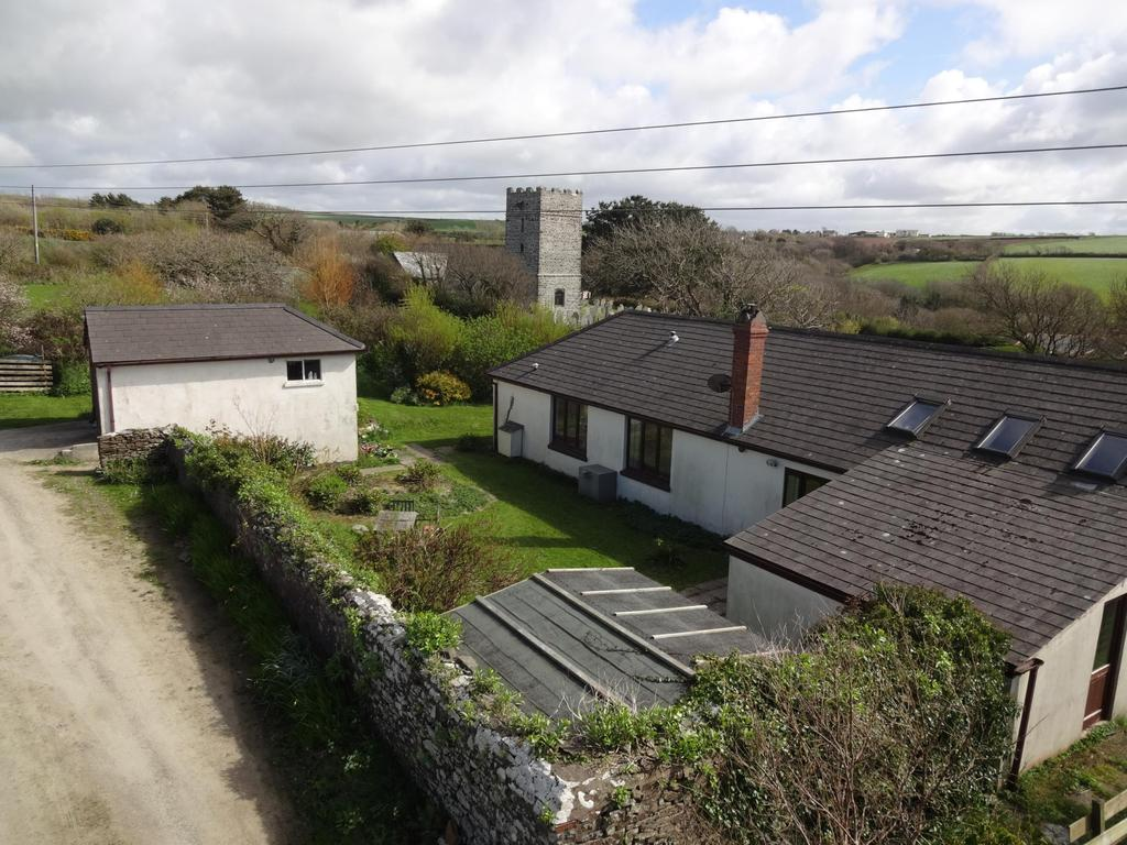 4 Bedrooms Detached House for sale in Welcombe, Bideford