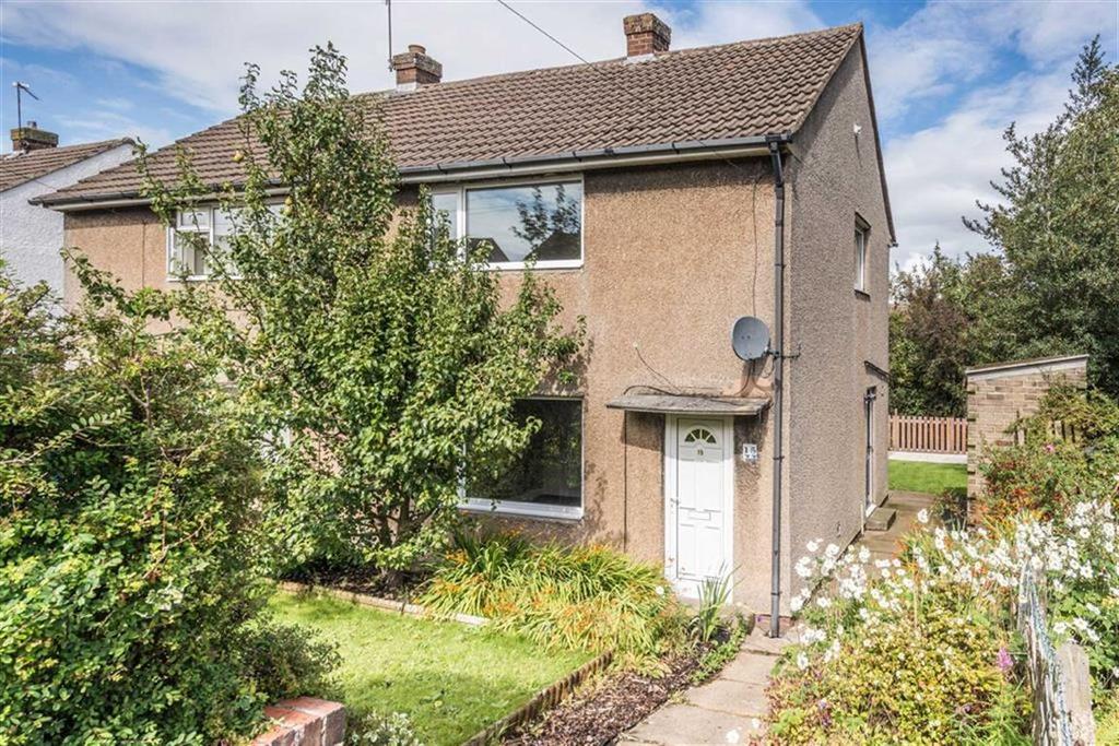 2 Bedrooms Semi Detached House for sale in Fox Glen Road, Deepcar, Sheffield, S36