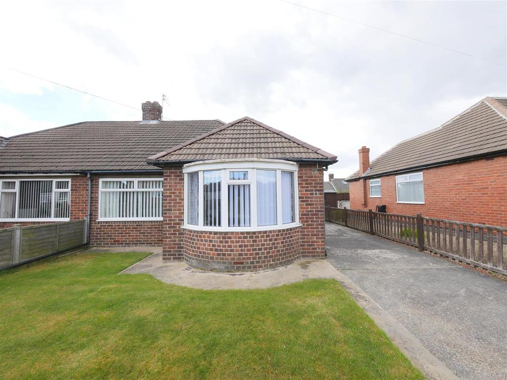 2 Bedrooms Semi Detached Bungalow for sale in Woodland Drive,High Barnes, Sunderland