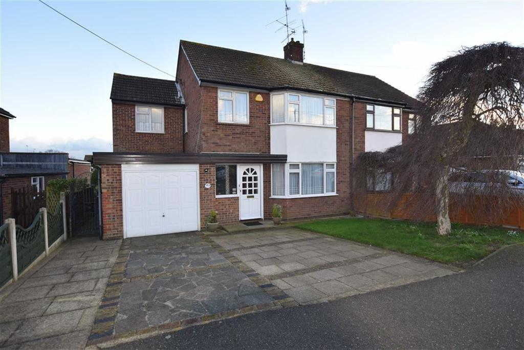 4 Bedrooms Semi Detached House for sale in Washington Road, Maldon, Essex
