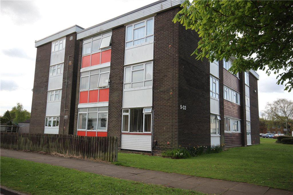 2 Bedrooms Apartment Flat for sale in Redfern Close, Solihull, West Midlands, B92