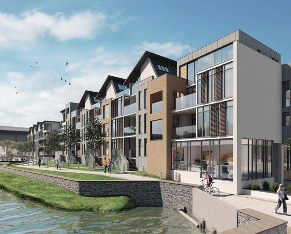 3 Bedrooms Duplex Flat for sale in Severn Quay, Chepstow