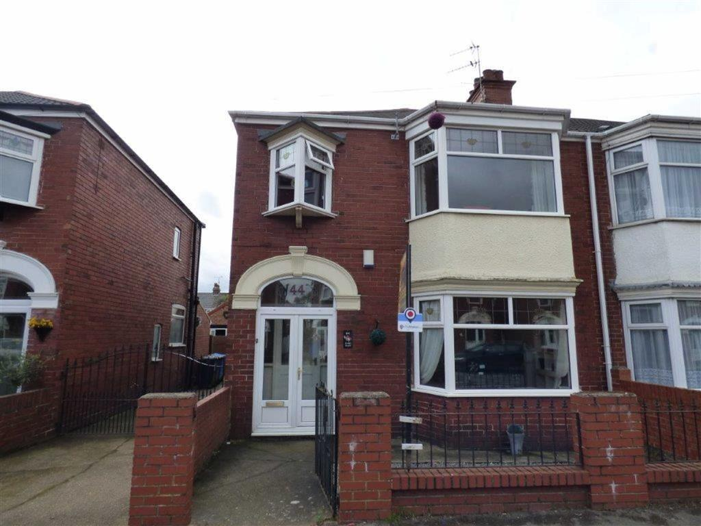3 Bedrooms Semi Detached House for sale in Lodge Street, Hull, East Yorkshire, HU9