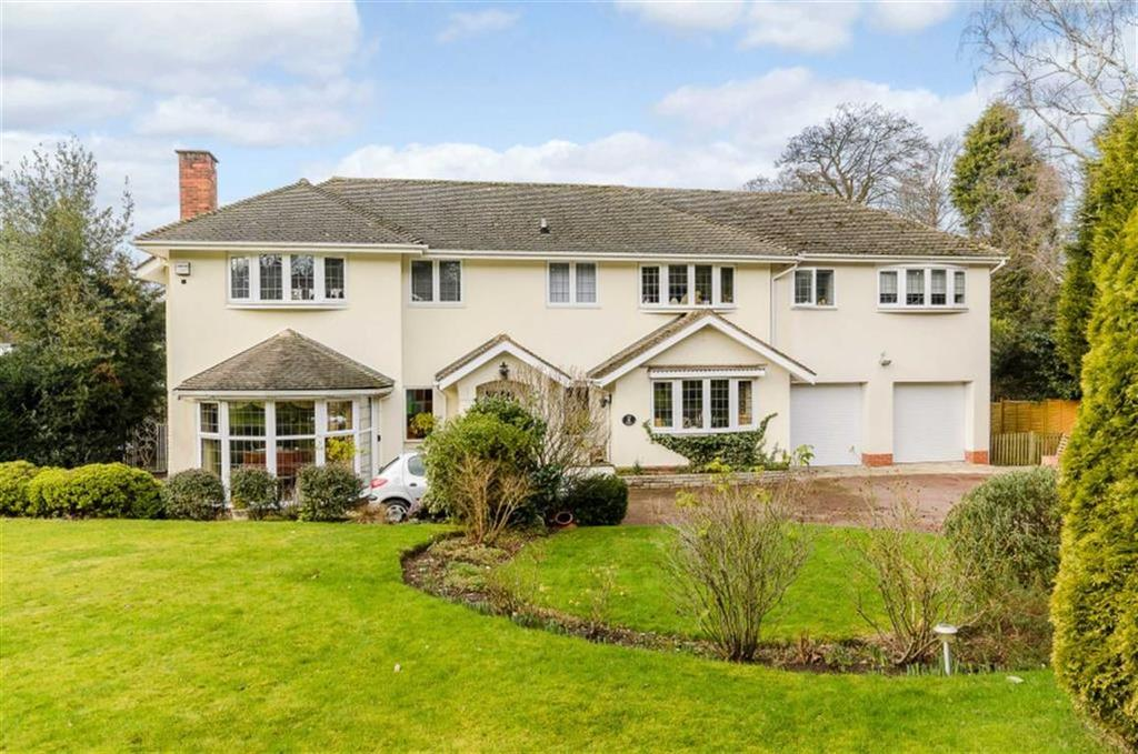 6 Bedrooms Detached House for sale in Squirrel Walk, Sutton Coldfield, West Midlands