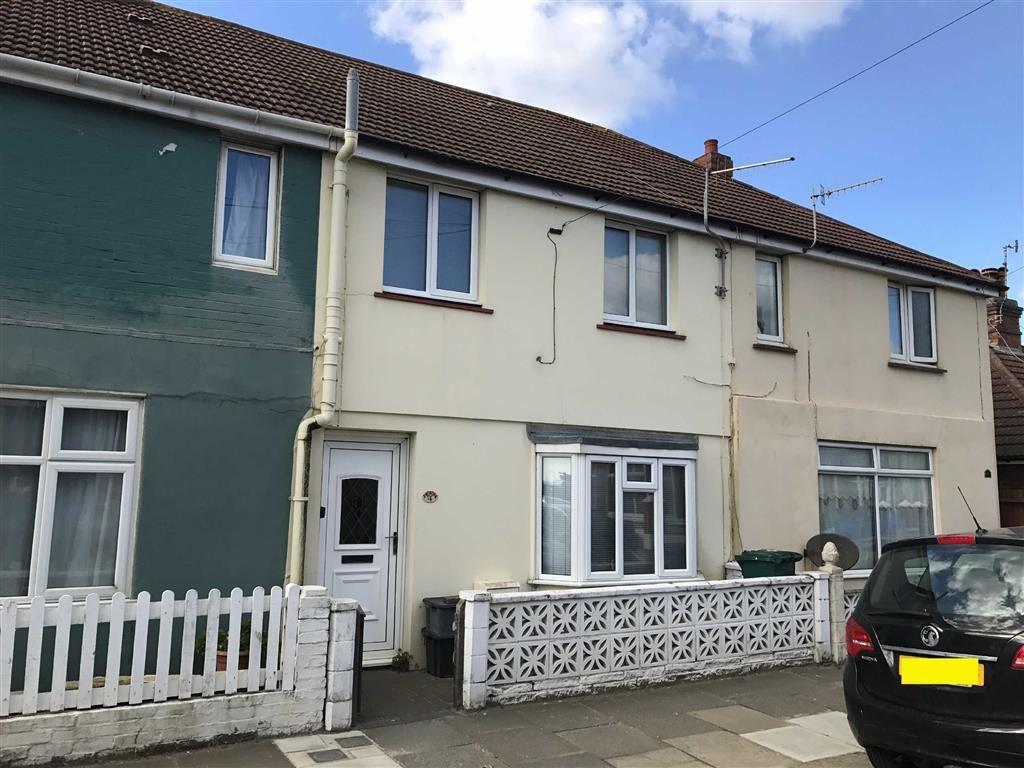 2 Bedrooms Terraced House for sale in Erroll Road, Hove