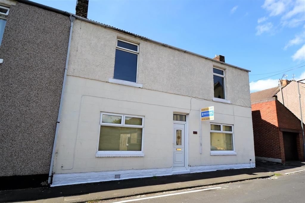 2 Bedrooms Terraced House for sale in Clarence Street, Spennymoor