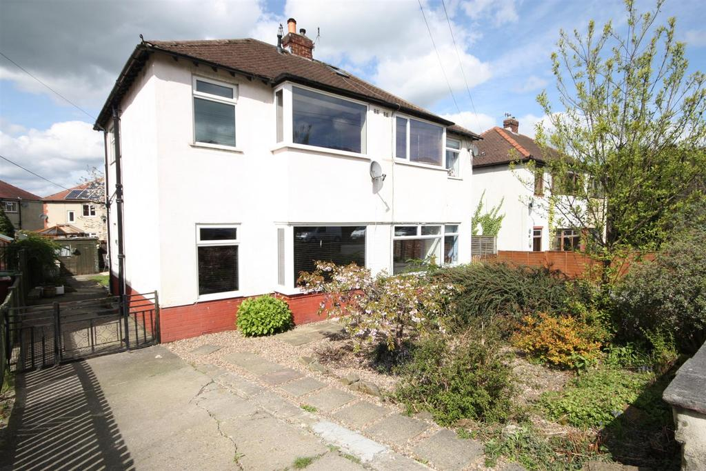 3 Bedrooms Semi Detached House for sale in Bradford Road, Otley, Leeds