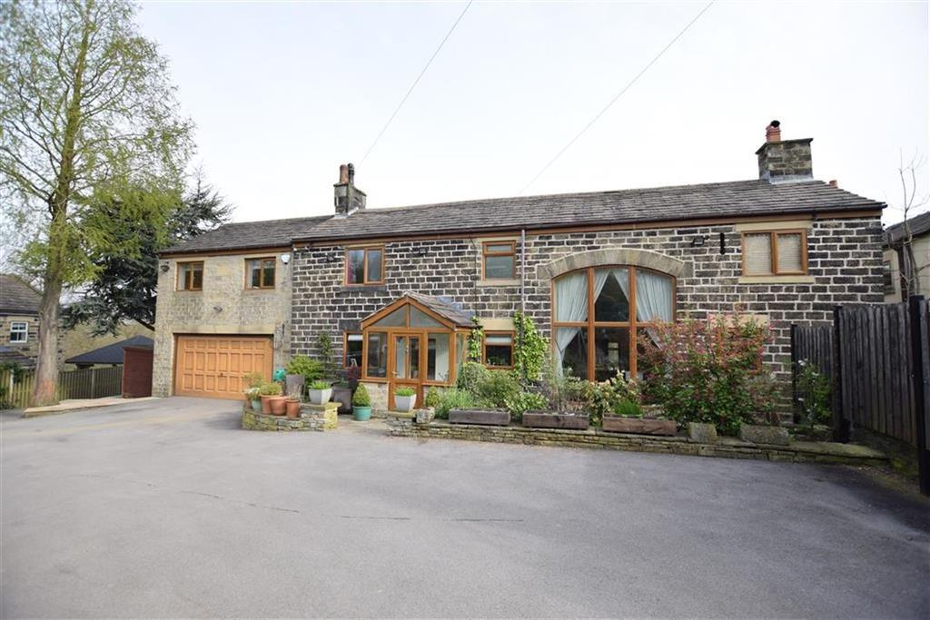 4 Bedrooms Barn Conversion Character Property for sale in Old Mill Lane, Thurgoland, Sheffield, S35