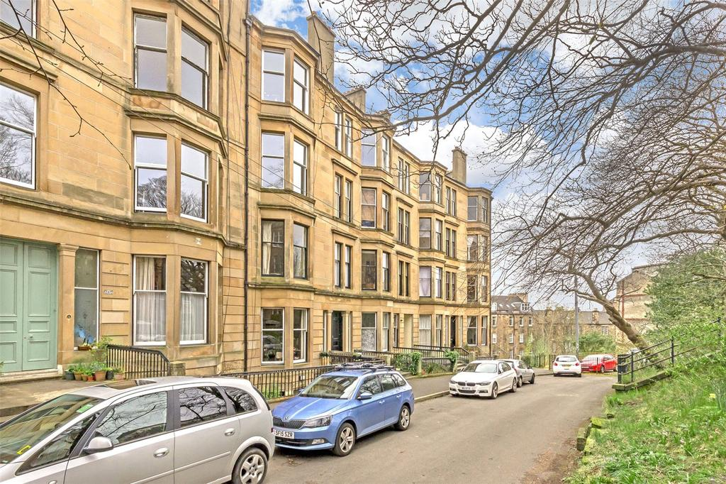 3 Bedrooms Flat for sale in 3/2, 255 Wilton Street, North Kelvinside, Glasgow, G20