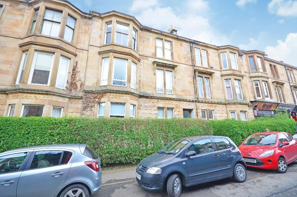 2 Bedrooms Flat for sale in Skirving Street, Flat 0/1, Shawlands, Glasgow, G41 3AA