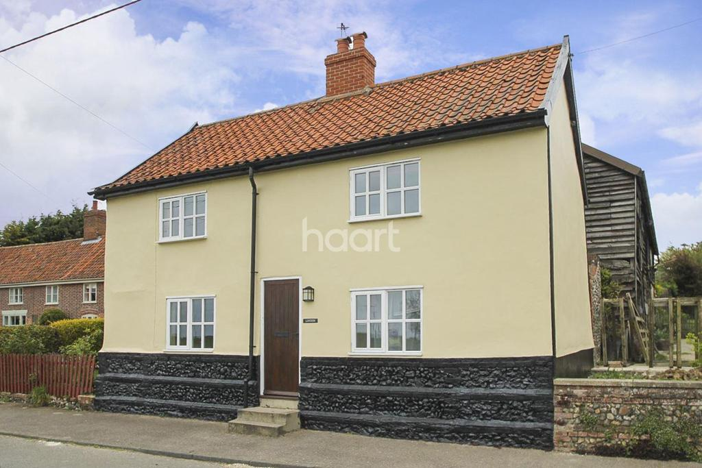 3 Bedrooms Cottage House for sale in The Street, Hepworth, Bury St Edmunds