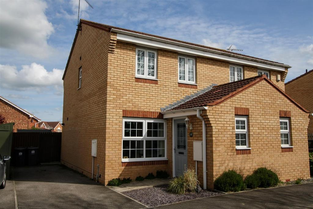 3 Bedrooms Semi Detached House for sale in Woodlands Green, Middleton St. George, Darlington