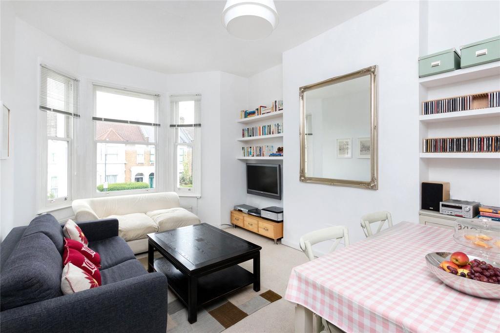 2 Bedrooms Flat for sale in Percy Road, Shepherds Bush, London
