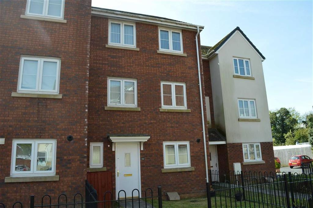 4 Bedrooms Town House for sale in Village Drive, Gorseinon, SA4