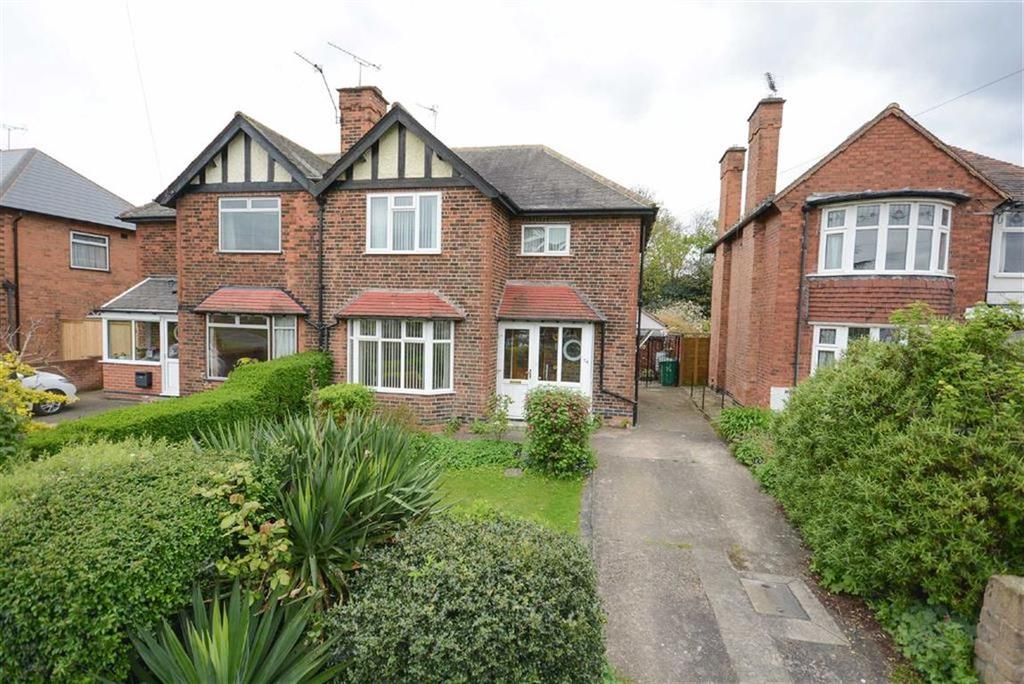 3 Bedrooms Semi Detached House for sale in Ruddington Lane, Wilford