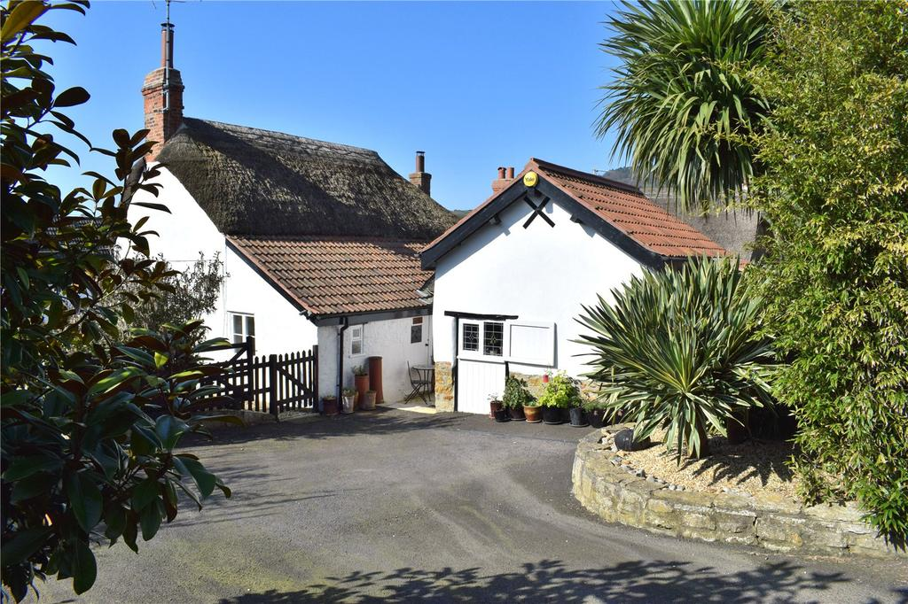 2 Bedrooms Detached House for sale in Chideock, Bridport, Dorset