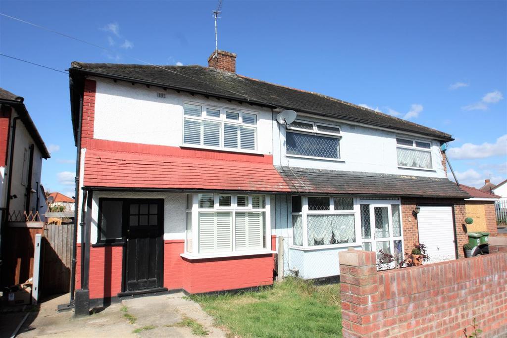 3 Bedrooms Semi Detached House for sale in Spelthorne Lane, Ashford