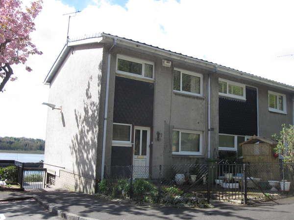 2 Bedrooms Maisonette Flat for sale in 20 Scott Avenue, Bowling, Glasgow, G60 5BA