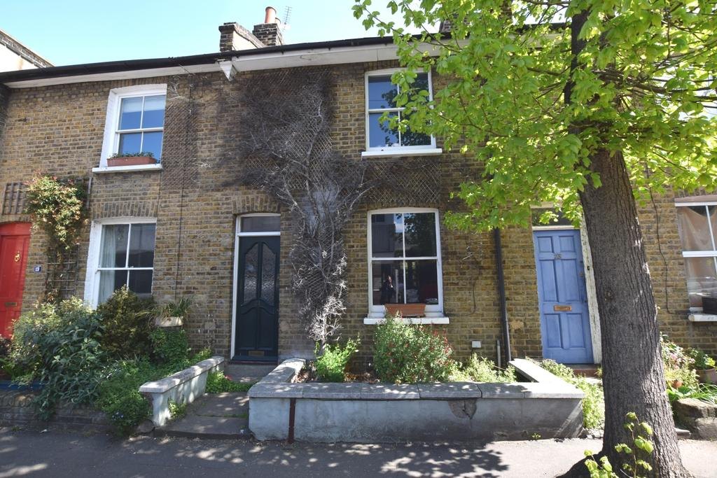 2 Bedrooms Terraced House for sale in Colomb Street Greenwich SE10