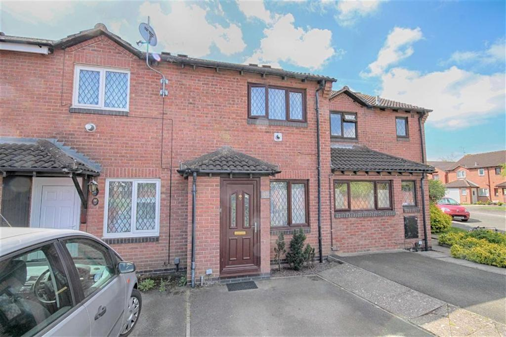2 Bedrooms Terraced House for sale in Willowbrook Drive, Cavendish Park, Cheltenham, GL51