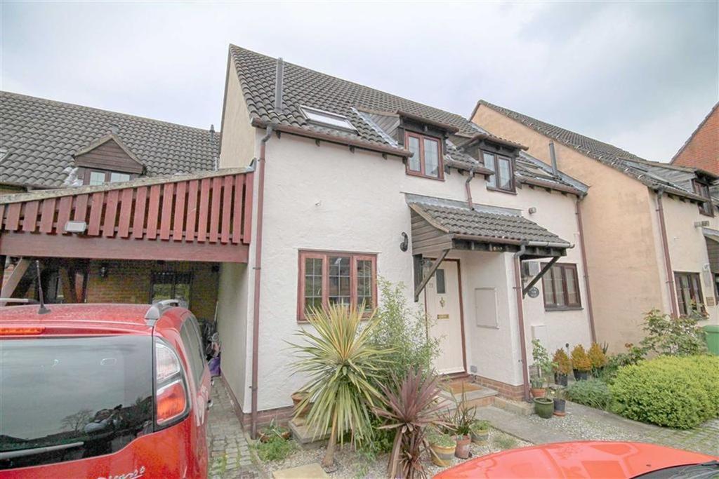 2 Bedrooms Terraced House for sale in Chapman Way, Hatherley, Cheltenham, GL51