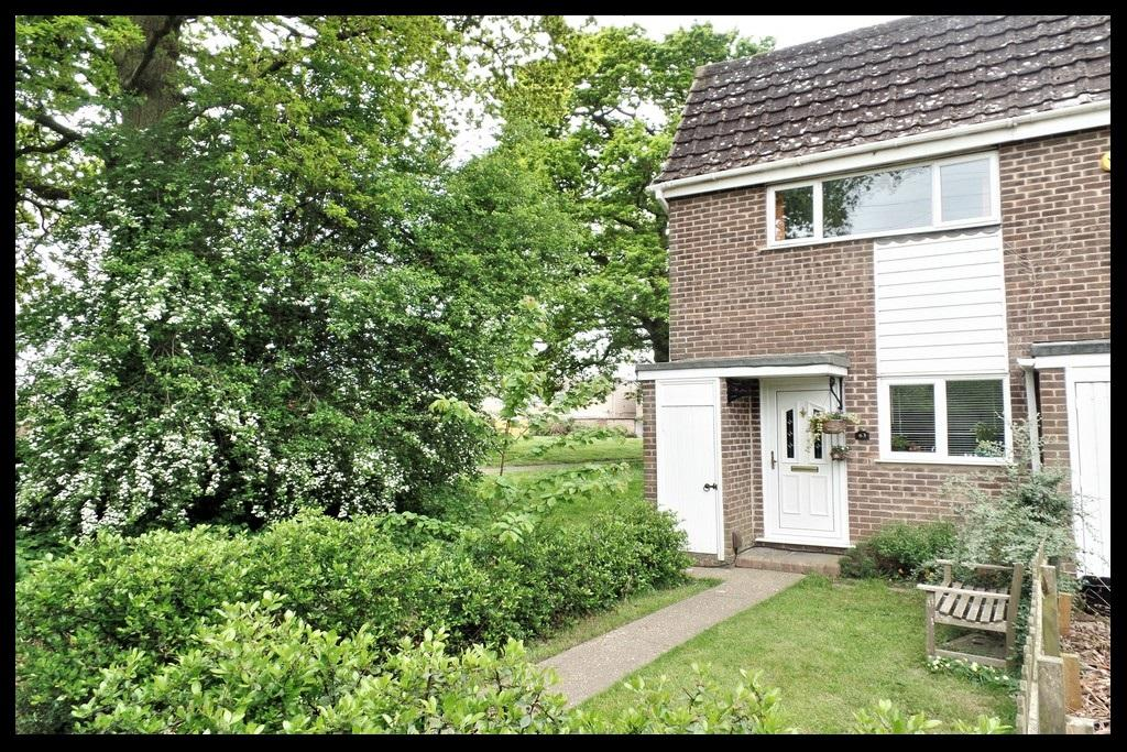 2 Bedrooms End Of Terrace House for sale in Treagore Road, Totton, Southampton SO40