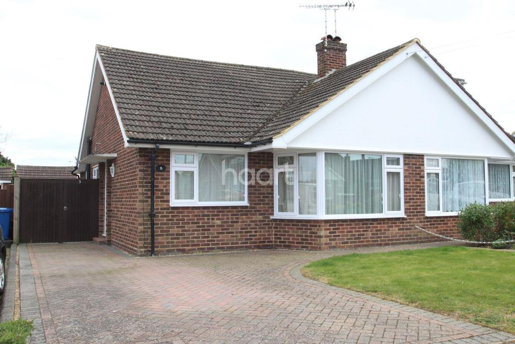 2 Bedrooms Bungalow for sale in Tavistock Close