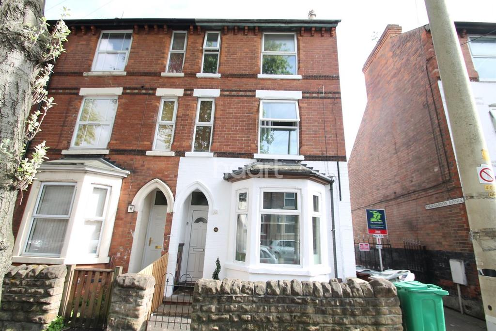 3 Bedrooms End Of Terrace House for sale in Sneinton Boulevard, Sneinton