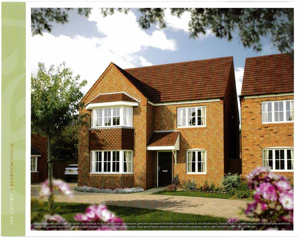 5 Bedrooms Detached House for sale in Church Farm, Nantwich, Cheshire
