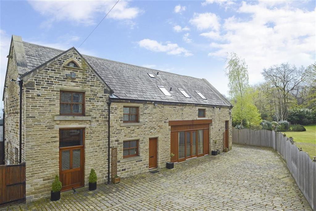 4 Bedrooms Barn Conversion Character Property for sale in Murray Road, Huddersfield, HD2