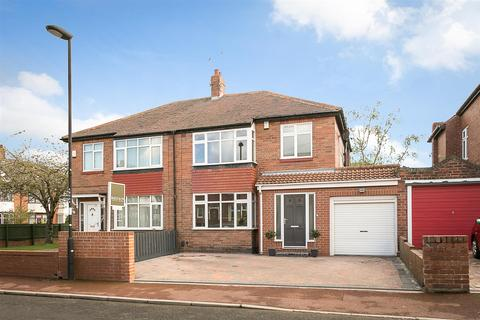 3 bedroom semi-detached house for sale - Braintree Gardens, Kenton, Newcastle upon Tyne