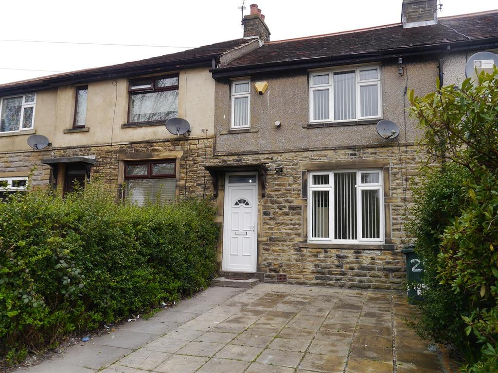 3 Bedrooms Terraced House for sale in Torre Road, Horton Bank Top, Bradford, BD6 3PF