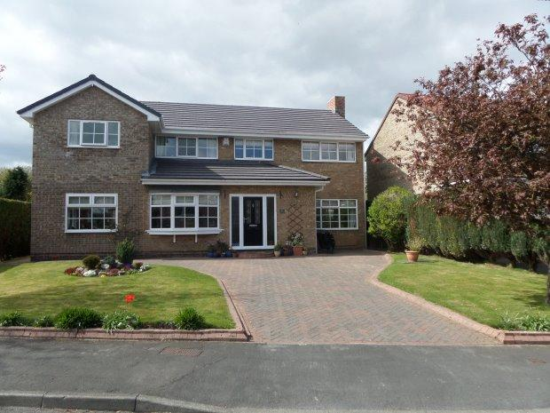 5 Bedrooms Detached House for sale in STONEYBECK, BISHOP MIDDLEHAM, SEDGEFIELD DISTRICT