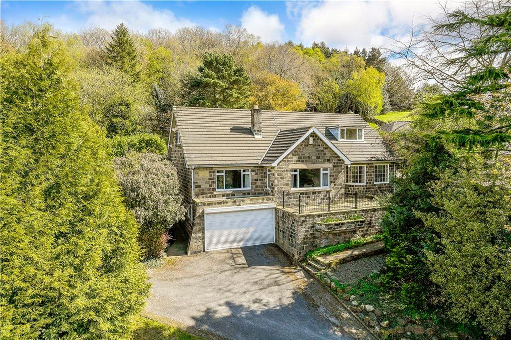4 Bedrooms Detached House for sale in Low Laithe, Harrogate, North Yorkshire, HG3