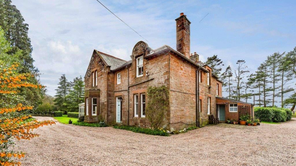 4 Bedrooms Detached House for sale in Hillcrest, Kirkton, Dumfries, Dumfries and Galloway, DG1