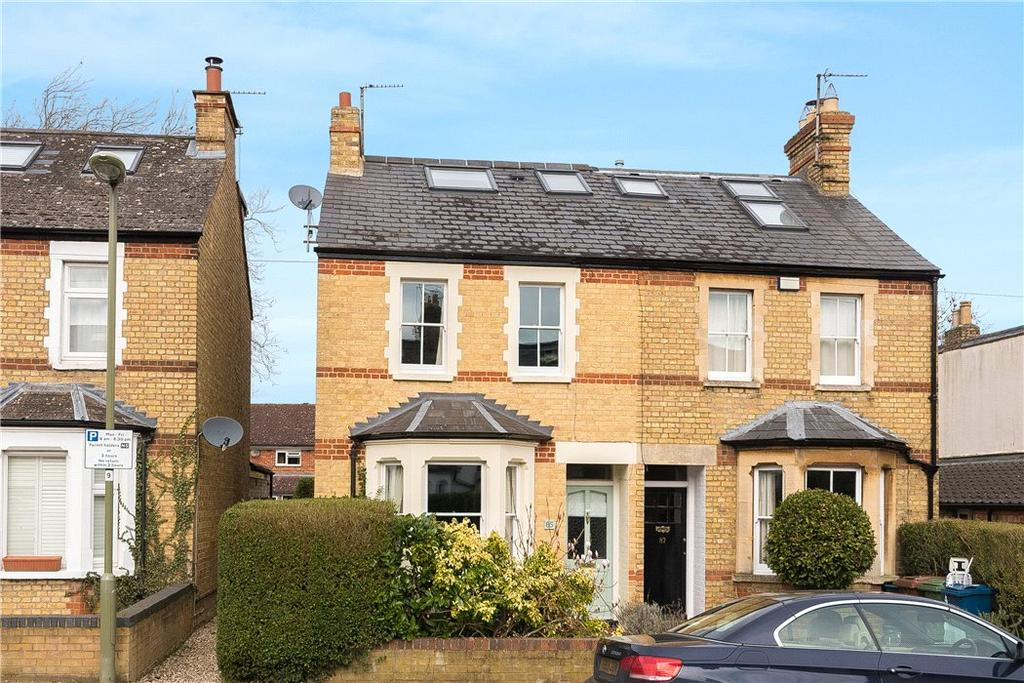 5 Bedrooms Semi Detached House for sale in Islip Road, Oxford, Oxfordshire, OX2