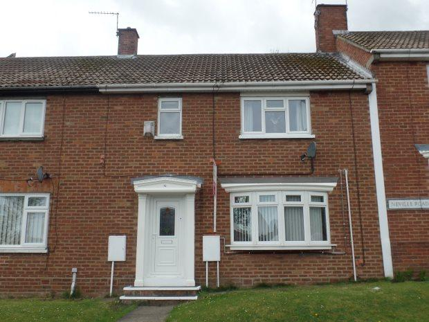 3 Bedrooms Terraced House for sale in NEVILLE ROAD, PETERLEE, PETERLEE