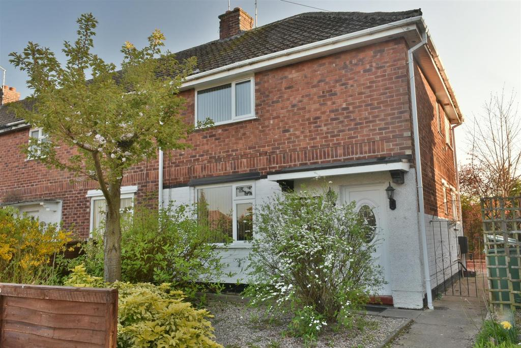2 Bedrooms End Of Terrace House for sale in Royds Close, Hartford